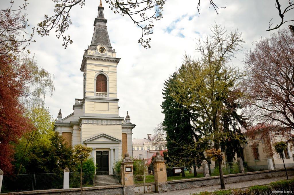 Kostel Českobratrské církve evangelické v Nymburce-1