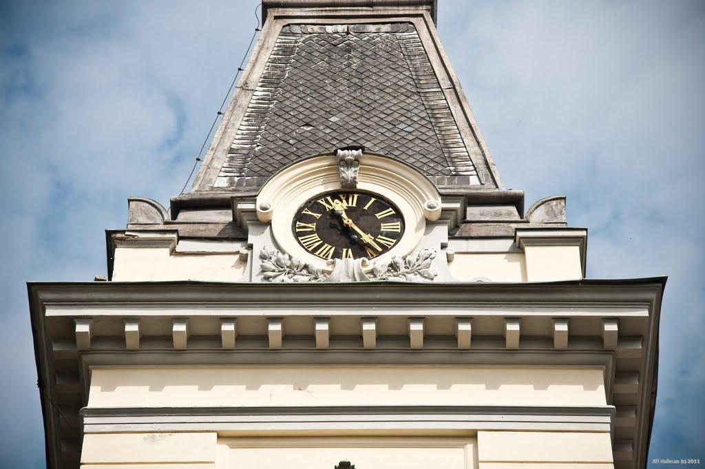 Kostel Českobratrské církve evangelické v Nymburce-13