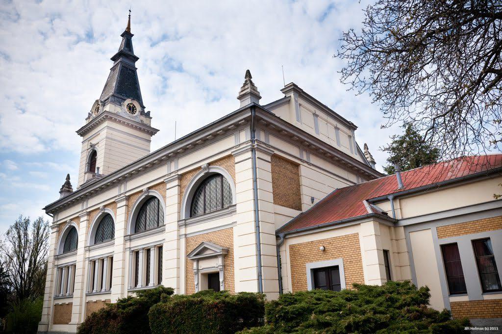 Kostel Českobratrské církve evangelické v Nymburce-15